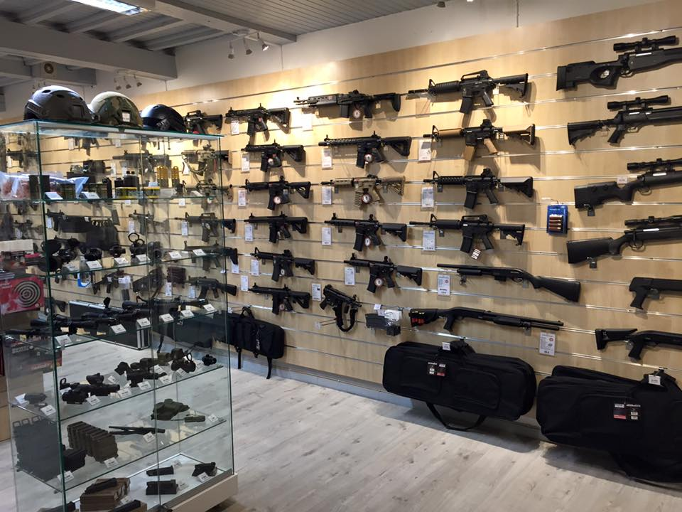 Shop Airsoft Ville La Grand