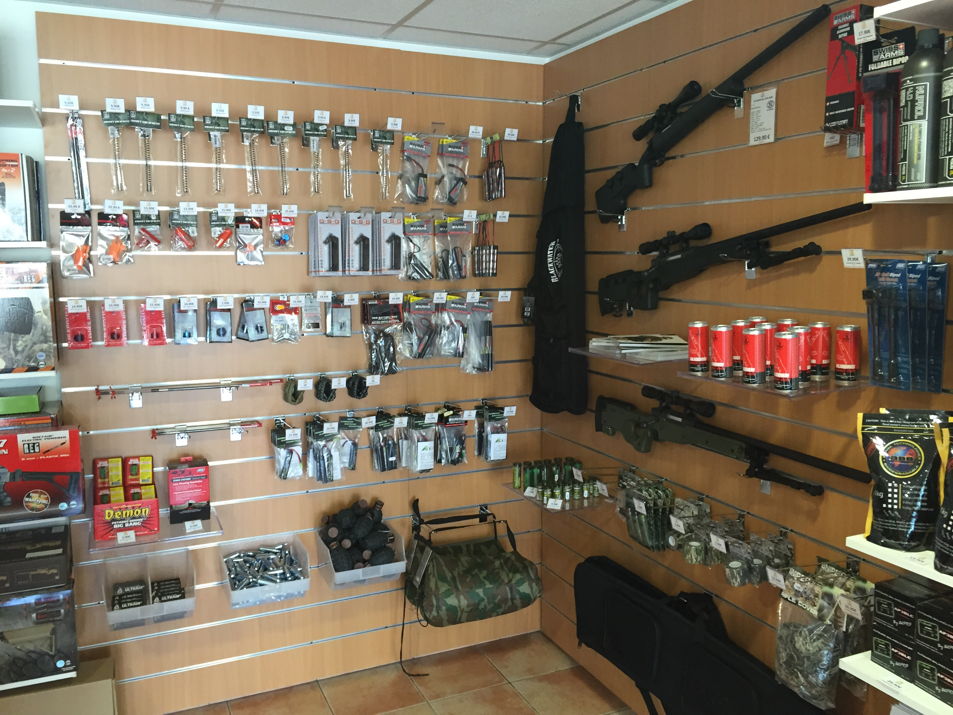 Airsoft toulouse magasin