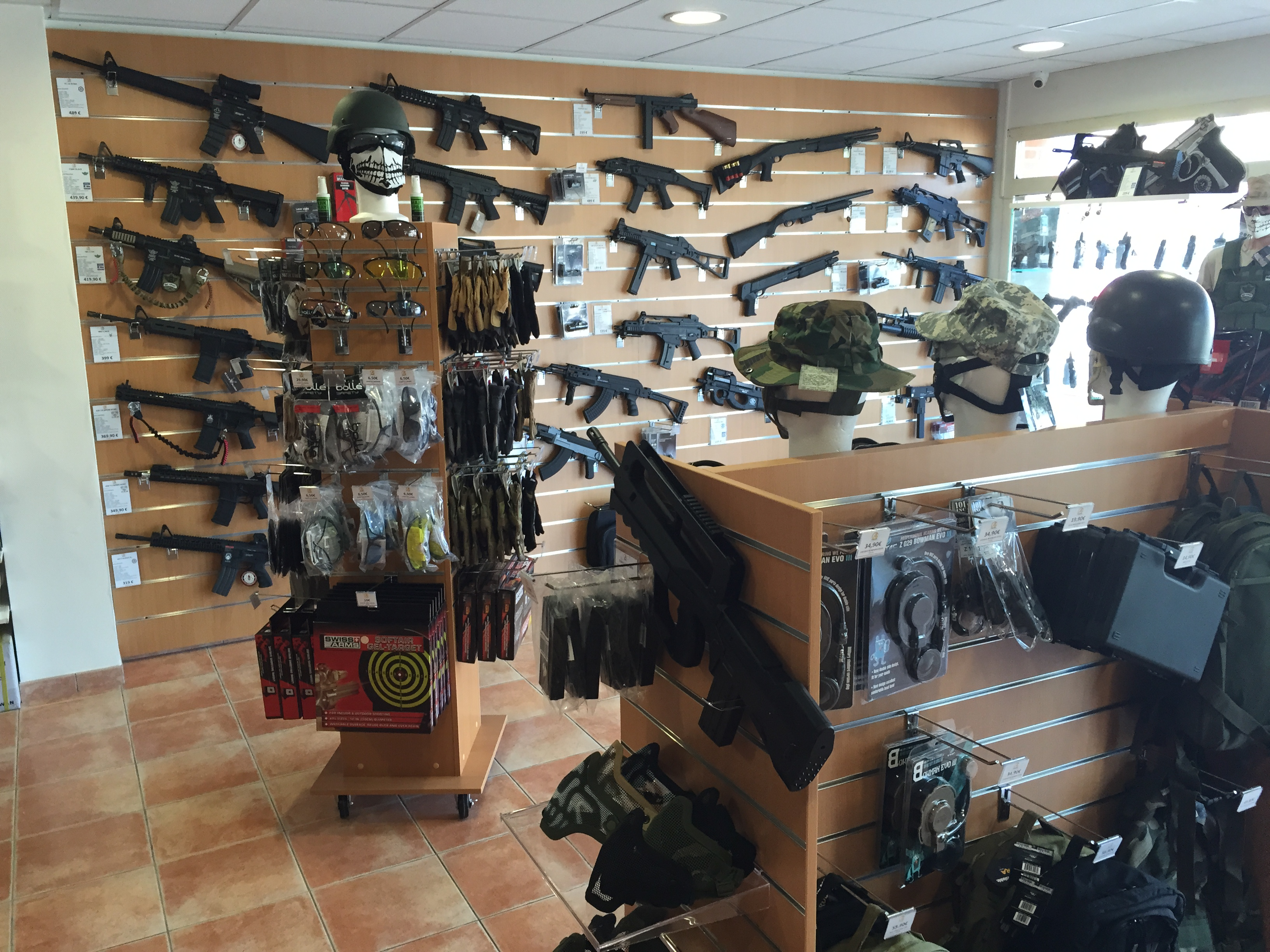 boutique airsoft muret boutique airsoft toulouse magasin airsoft. Black Bedroom Furniture Sets. Home Design Ideas